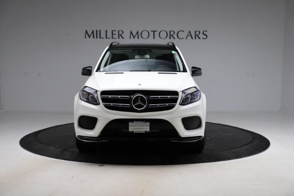 Used 2018 Mercedes-Benz GLS 550 for sale $67,900 at Alfa Romeo of Westport in Westport CT 06880 12