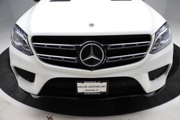 Used 2018 Mercedes-Benz GLS 550 for sale $67,900 at Alfa Romeo of Westport in Westport CT 06880 13