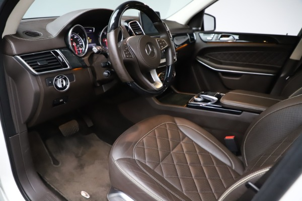 Used 2018 Mercedes-Benz GLS 550 for sale $67,900 at Alfa Romeo of Westport in Westport CT 06880 16