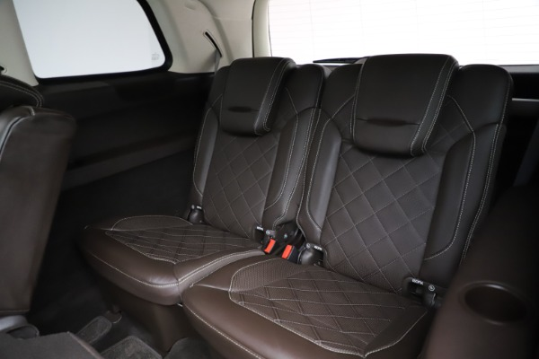 Used 2018 Mercedes-Benz GLS 550 for sale $67,900 at Alfa Romeo of Westport in Westport CT 06880 22