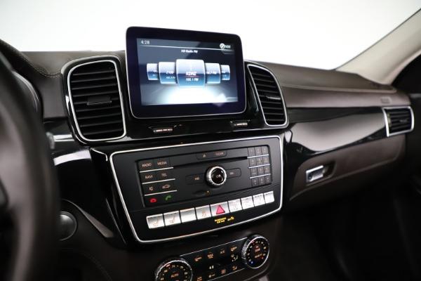 Used 2018 Mercedes-Benz GLS 550 for sale $67,900 at Alfa Romeo of Westport in Westport CT 06880 23