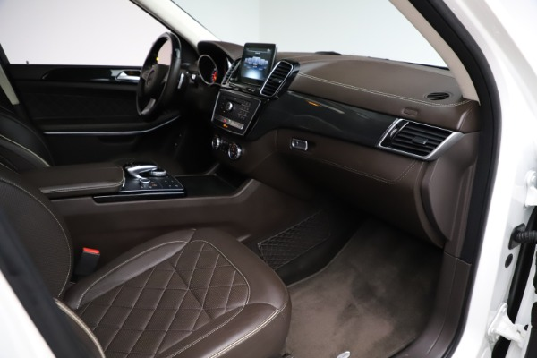 Used 2018 Mercedes-Benz GLS 550 for sale $67,900 at Alfa Romeo of Westport in Westport CT 06880 24
