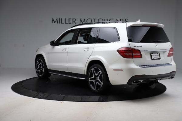 Used 2018 Mercedes-Benz GLS 550 for sale $67,900 at Alfa Romeo of Westport in Westport CT 06880 5