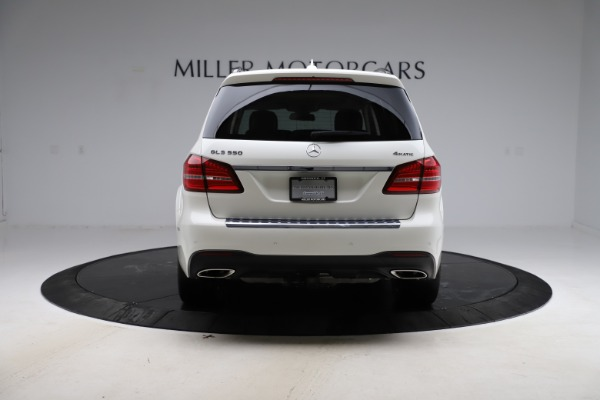 Used 2018 Mercedes-Benz GLS 550 for sale $67,900 at Alfa Romeo of Westport in Westport CT 06880 6