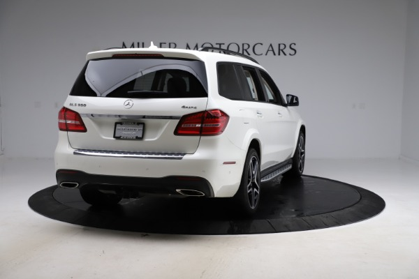 Used 2018 Mercedes-Benz GLS 550 for sale $67,900 at Alfa Romeo of Westport in Westport CT 06880 7