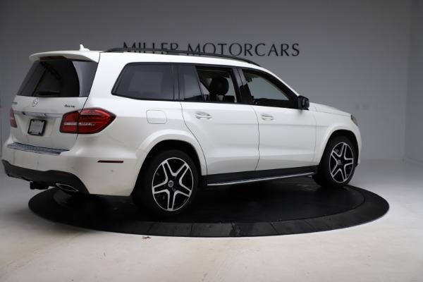 Used 2018 Mercedes-Benz GLS 550 for sale $67,900 at Alfa Romeo of Westport in Westport CT 06880 8