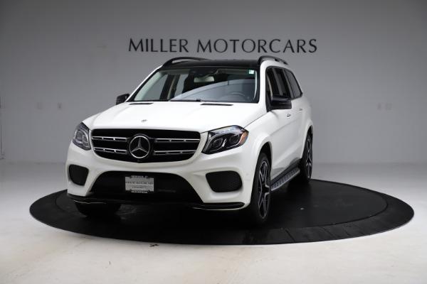 Used 2018 Mercedes-Benz GLS 550 for sale $67,900 at Alfa Romeo of Westport in Westport CT 06880 1