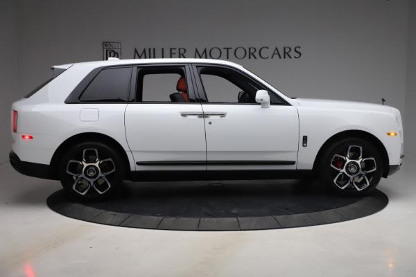 New 2021 Rolls-Royce Cullinan Black Badge for sale $431,325 at Alfa Romeo of Westport in Westport CT 06880 10