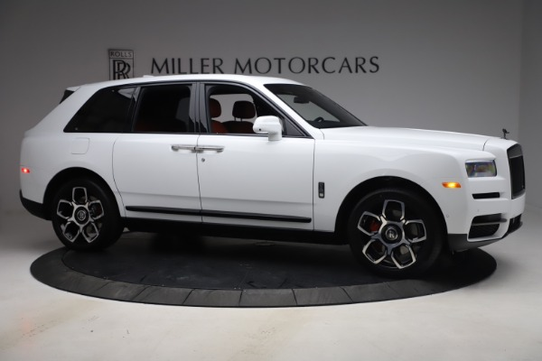 New 2021 Rolls-Royce Cullinan Black Badge for sale $431,325 at Alfa Romeo of Westport in Westport CT 06880 11