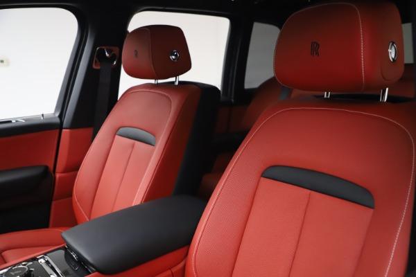 New 2021 Rolls-Royce Cullinan Black Badge for sale $431,325 at Alfa Romeo of Westport in Westport CT 06880 14