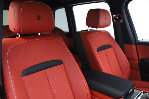 New 2021 Rolls-Royce Cullinan Black Badge for sale $431,325 at Alfa Romeo of Westport in Westport CT 06880 15