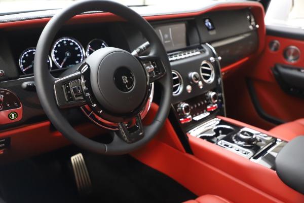 New 2021 Rolls-Royce Cullinan Black Badge for sale $431,325 at Alfa Romeo of Westport in Westport CT 06880 16