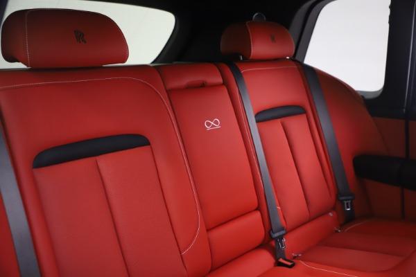 New 2021 Rolls-Royce Cullinan Black Badge for sale $431,325 at Alfa Romeo of Westport in Westport CT 06880 18