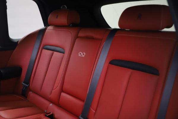 New 2021 Rolls-Royce Cullinan Black Badge for sale $431,325 at Alfa Romeo of Westport in Westport CT 06880 19