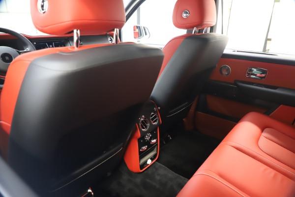 New 2021 Rolls-Royce Cullinan Black Badge for sale $431,325 at Alfa Romeo of Westport in Westport CT 06880 20