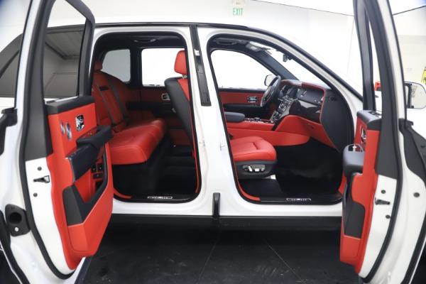 New 2021 Rolls-Royce Cullinan Black Badge for sale $431,325 at Alfa Romeo of Westport in Westport CT 06880 22