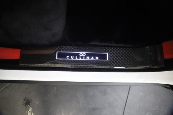 New 2021 Rolls-Royce Cullinan Black Badge for sale $431,325 at Alfa Romeo of Westport in Westport CT 06880 23
