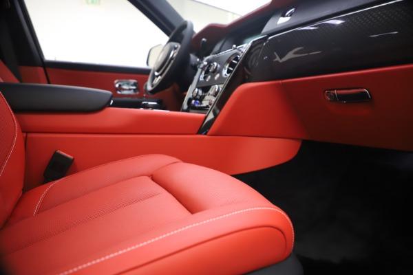 New 2021 Rolls-Royce Cullinan Black Badge for sale $431,325 at Alfa Romeo of Westport in Westport CT 06880 25
