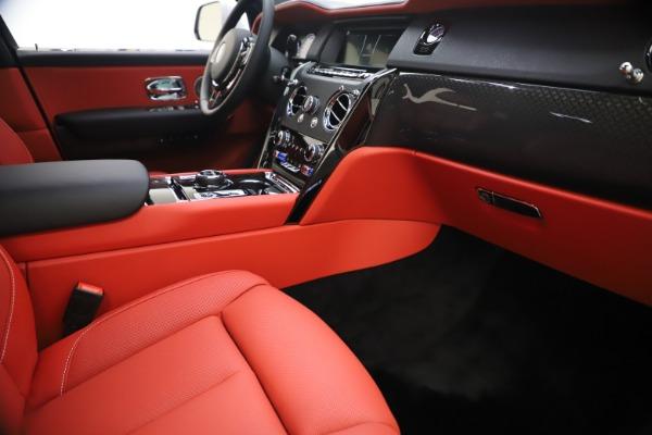 New 2021 Rolls-Royce Cullinan Black Badge for sale $431,325 at Alfa Romeo of Westport in Westport CT 06880 26
