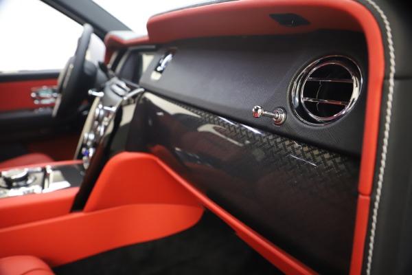 New 2021 Rolls-Royce Cullinan Black Badge for sale $431,325 at Alfa Romeo of Westport in Westport CT 06880 28