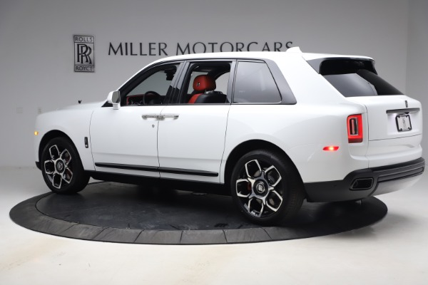New 2021 Rolls-Royce Cullinan Black Badge for sale $431,325 at Alfa Romeo of Westport in Westport CT 06880 5