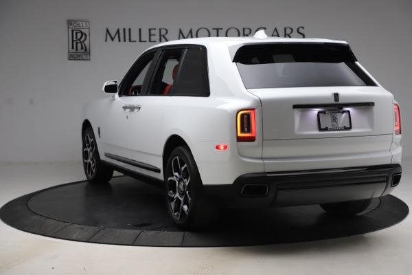 New 2021 Rolls-Royce Cullinan Black Badge for sale $431,325 at Alfa Romeo of Westport in Westport CT 06880 6