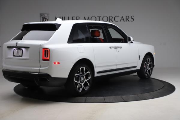New 2021 Rolls-Royce Cullinan Black Badge for sale $431,325 at Alfa Romeo of Westport in Westport CT 06880 9