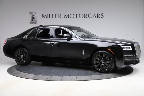 New 2021 Rolls-Royce Ghost for sale $399,900 at Alfa Romeo of Westport in Westport CT 06880 11