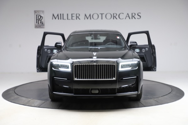 New 2021 Rolls-Royce Ghost for sale $399,900 at Alfa Romeo of Westport in Westport CT 06880 13