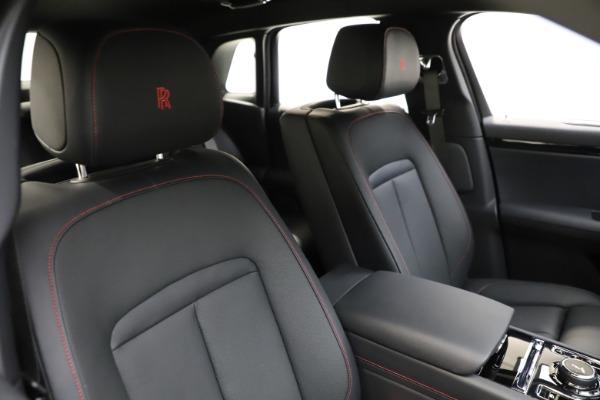 New 2021 Rolls-Royce Ghost for sale $399,900 at Alfa Romeo of Westport in Westport CT 06880 15