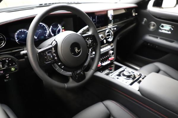 New 2021 Rolls-Royce Ghost for sale $399,900 at Alfa Romeo of Westport in Westport CT 06880 16