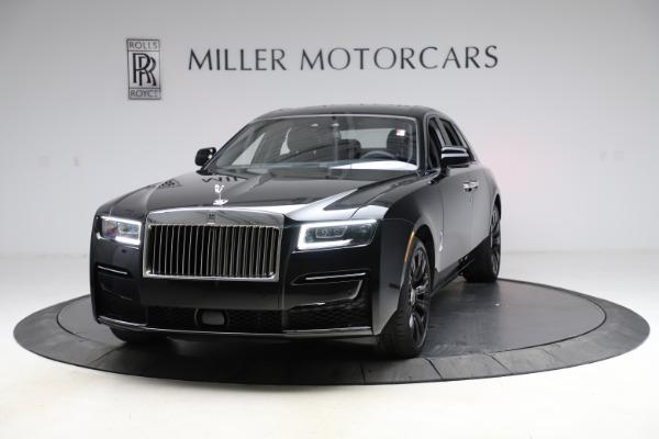 New 2021 Rolls-Royce Ghost for sale $399,900 at Alfa Romeo of Westport in Westport CT 06880 2