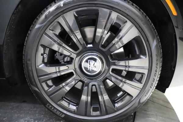 New 2021 Rolls-Royce Ghost for sale $399,900 at Alfa Romeo of Westport in Westport CT 06880 27