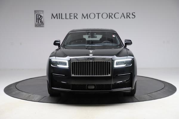 New 2021 Rolls-Royce Ghost for sale $399,900 at Alfa Romeo of Westport in Westport CT 06880 3