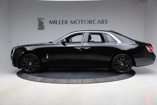 New 2021 Rolls-Royce Ghost for sale $399,900 at Alfa Romeo of Westport in Westport CT 06880 4