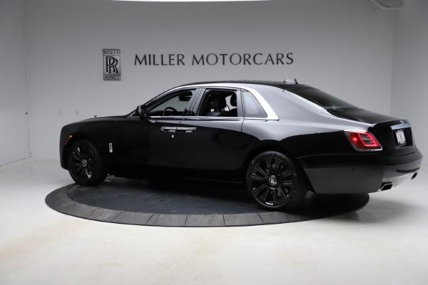 New 2021 Rolls-Royce Ghost for sale $399,900 at Alfa Romeo of Westport in Westport CT 06880 5