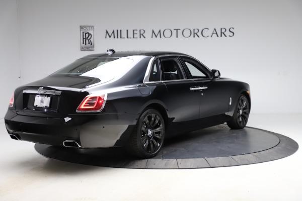 New 2021 Rolls-Royce Ghost for sale $399,900 at Alfa Romeo of Westport in Westport CT 06880 9