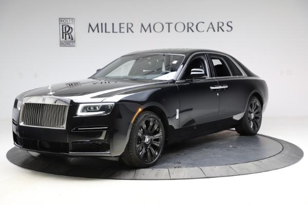 New 2021 Rolls-Royce Ghost for sale $399,900 at Alfa Romeo of Westport in Westport CT 06880 1