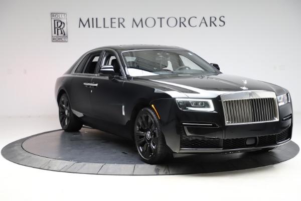 New 2021 Rolls-Royce Ghost for sale $370,650 at Alfa Romeo of Westport in Westport CT 06880 12