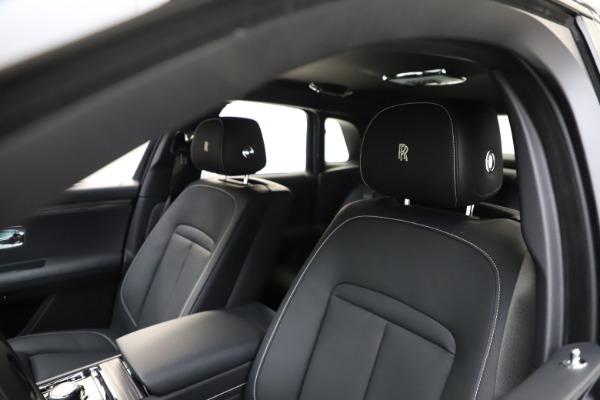 New 2021 Rolls-Royce Ghost for sale $370,650 at Alfa Romeo of Westport in Westport CT 06880 13