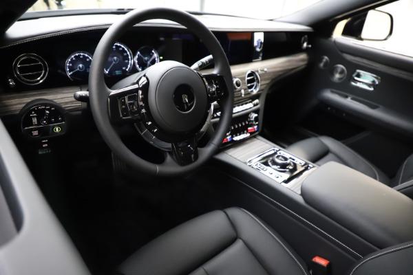 New 2021 Rolls-Royce Ghost for sale $370,650 at Alfa Romeo of Westport in Westport CT 06880 15