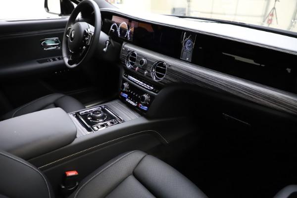 New 2021 Rolls-Royce Ghost for sale $370,650 at Alfa Romeo of Westport in Westport CT 06880 16