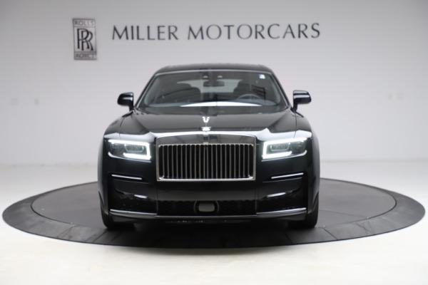 New 2021 Rolls-Royce Ghost for sale $370,650 at Alfa Romeo of Westport in Westport CT 06880 2