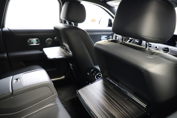 New 2021 Rolls-Royce Ghost for sale $370,650 at Alfa Romeo of Westport in Westport CT 06880 20