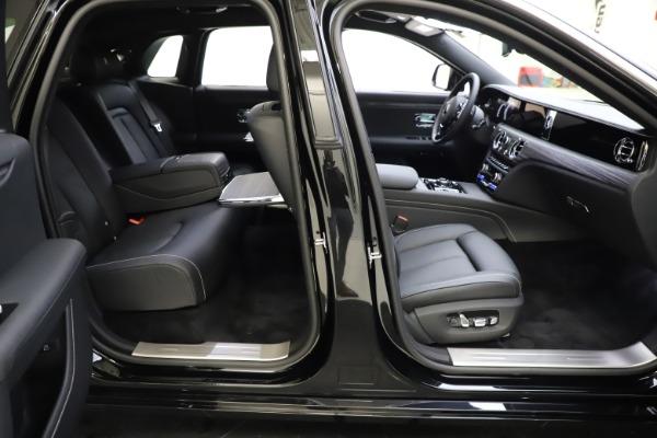 New 2021 Rolls-Royce Ghost for sale $370,650 at Alfa Romeo of Westport in Westport CT 06880 21