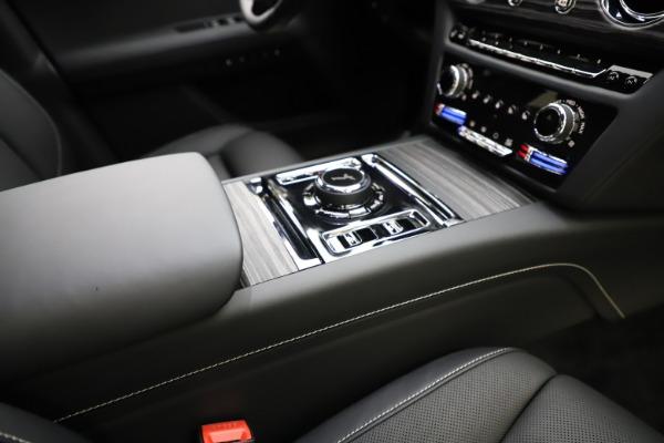 New 2021 Rolls-Royce Ghost for sale $370,650 at Alfa Romeo of Westport in Westport CT 06880 23