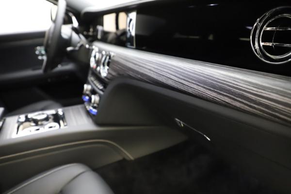 New 2021 Rolls-Royce Ghost for sale $370,650 at Alfa Romeo of Westport in Westport CT 06880 24