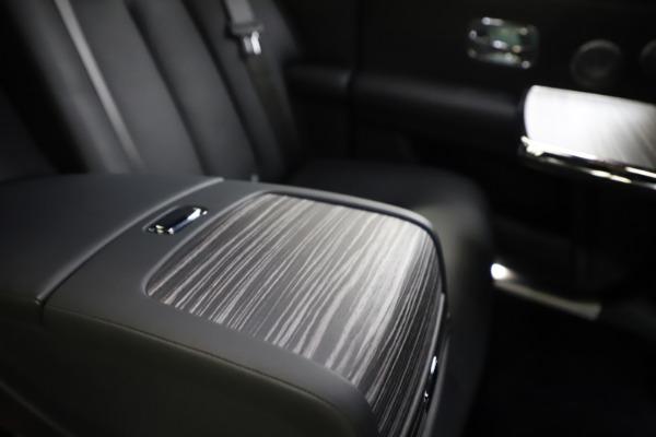 New 2021 Rolls-Royce Ghost for sale $370,650 at Alfa Romeo of Westport in Westport CT 06880 28