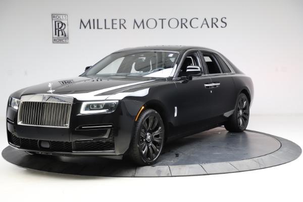 New 2021 Rolls-Royce Ghost for sale $370,650 at Alfa Romeo of Westport in Westport CT 06880 3