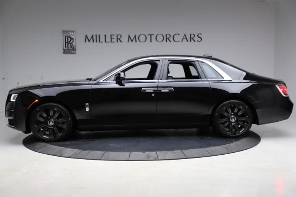New 2021 Rolls-Royce Ghost for sale $370,650 at Alfa Romeo of Westport in Westport CT 06880 4